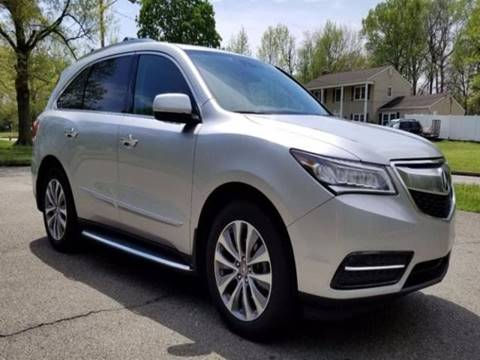 2015 Acura MDX for sale in Albany, NY