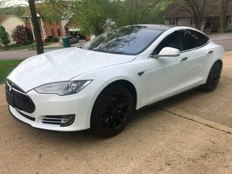 2014 Tesla Model S for sale in Albany, NY