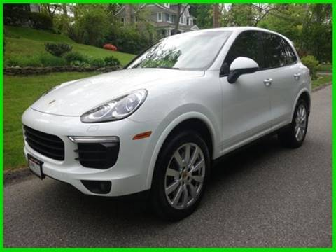 2017 Porsche Cayenne for sale in Albany, NY