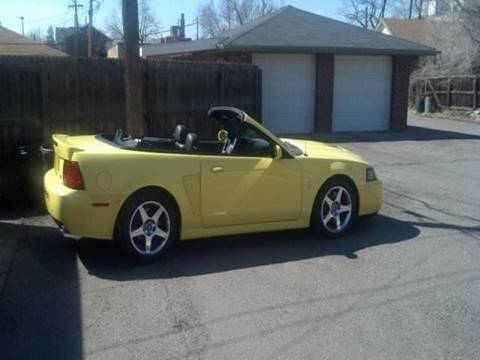 2003 Ford Mustang SVT Cobra for sale in Albany, NY
