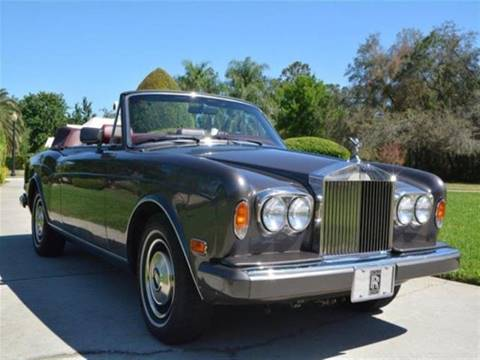 1985 Rolls-Royce Corniche for sale in Albany, NY