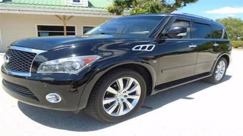 2014 Infiniti QX80 for sale in Albany, NY