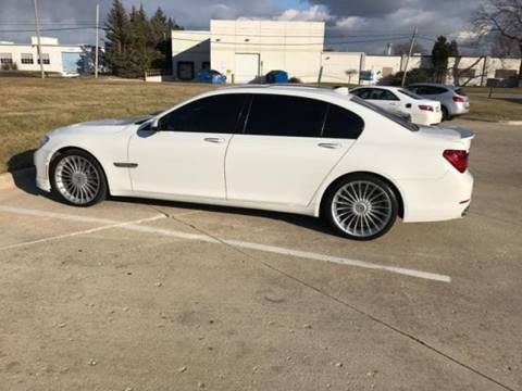 2013 BMW 7 Series for sale in Albany, NY