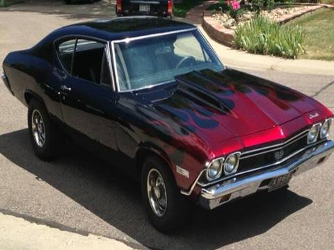1968 Chevrolet Chevelle for sale in Albany, NY