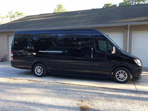 2010 Mercedes-Benz Sprinter for sale in Albany, NY