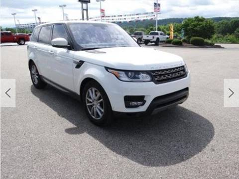 2016 Land Rover Range Rover Sport for sale in Albany, NY