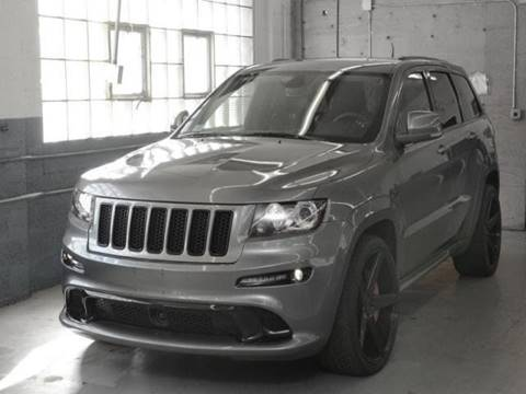 2012 Jeep Grand Cherokee for sale in Albany, NY
