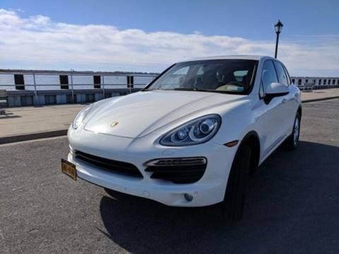 2012 Porsche Cayenne for sale in Albany, NY