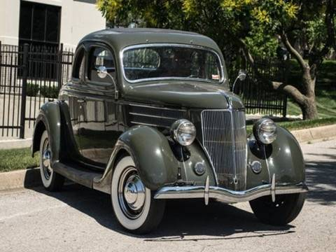 1936 Ford Deluxe for sale in Albany, NY