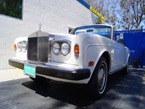 1984 Rolls-Royce Corniche for sale in Albany, NY