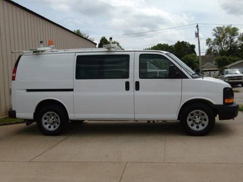 2012 Chevrolet Express Cargo for sale in Albany, NY