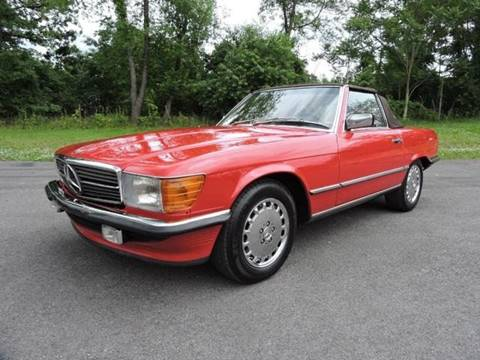 1987 Mercedes-Benz 560-Class for sale in Albany, NY