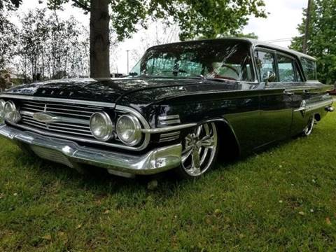 1960 Chevrolet Nomad for sale in Albany, NY