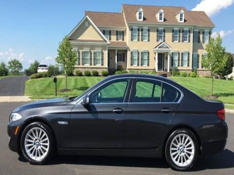 2013 BMW 5 Series for sale in Albany, NY