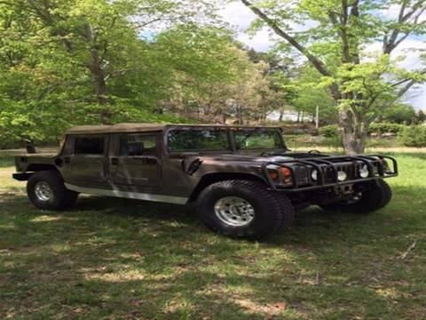 1999 AM General Hummer for sale in Albany, NY