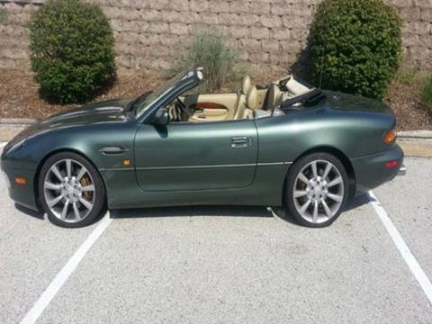 2002 Aston Martin DB7 for sale in Albany, NY