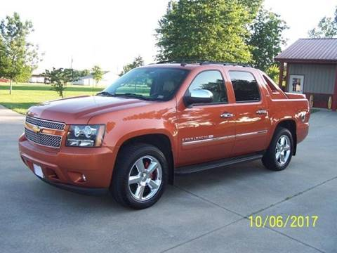 2007 Chevrolet Avalanche for sale in Albany, NY