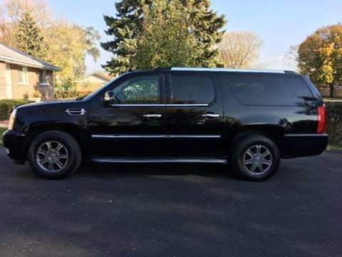 2010 Cadillac Escalade ESV for sale in Albany, NY