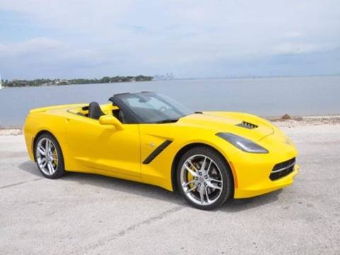 2015 Chevrolet Corvette for sale in Albany, NY