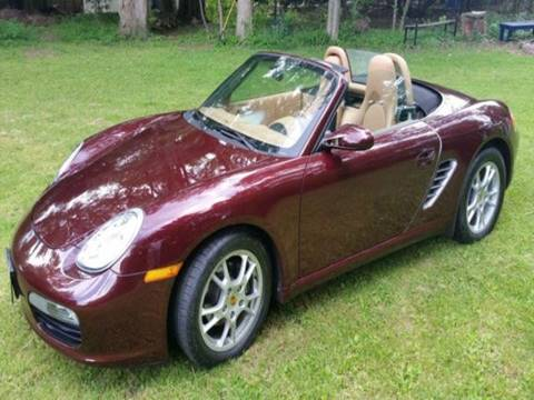 2005 Porsche Boxster for sale in Albany, NY