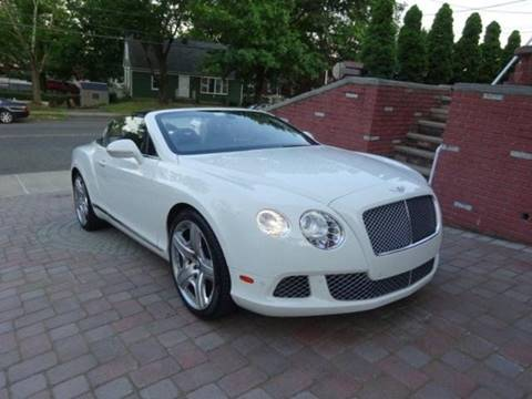 2012 Bentley Continental GTC for sale in Albany, NY