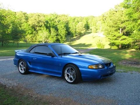 1998 Ford Mustang SVT Cobra for sale in Albany, NY