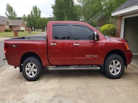 2014 Nissan Titan for sale in Albany, NY
