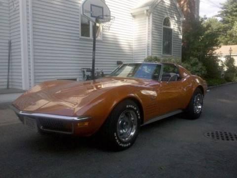 1972 Chevrolet Corvette for sale in Albany, NY
