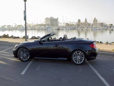 2012 Infiniti G37 Convertible for sale in Albany, NY
