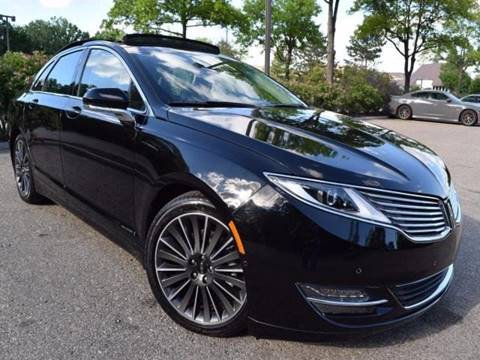 2016 Lincoln MKZ for sale in Albany, NY