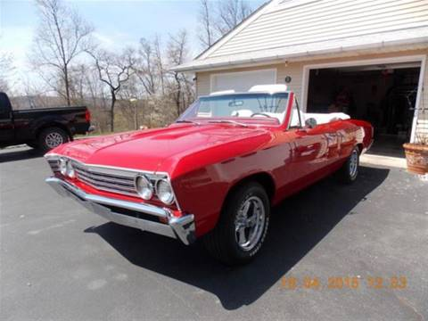 1967 Chevrolet Malibu for sale in Albany, NY