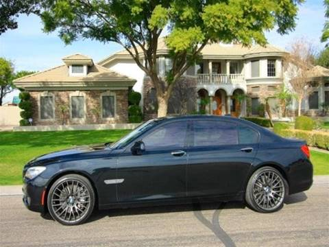 2010 BMW 7 Series for sale in Albany, NY
