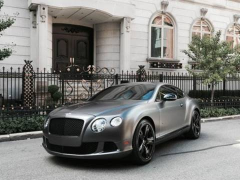 2012 Bentley Continental GT for sale in Albany, NY
