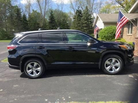 2015 Toyota Highlander Hybrid for sale in Albany, NY