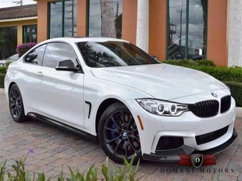 2016 BMW 4 Series for sale in Albany, NY
