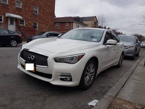 2014 Infiniti Q50 for sale in Albany, NY