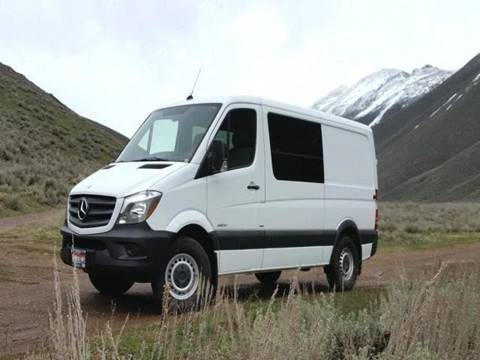 2015 Mercedes-Benz Sprinter for sale in Albany, NY