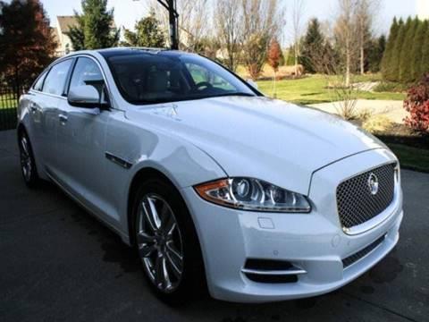 2013 Jaguar XJL for sale in Albany, NY