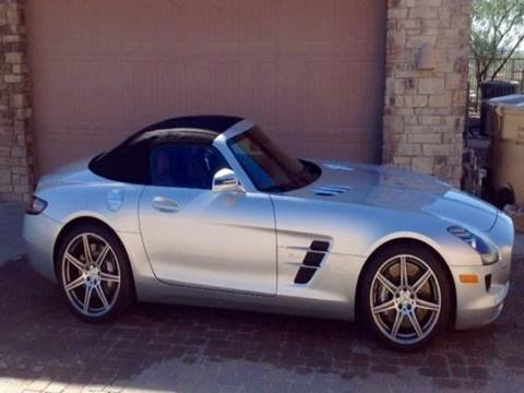2012 Mercedes-Benz SLS AMG for sale in Albany, NY