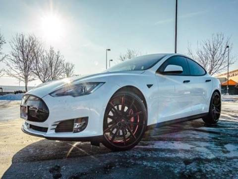 2015 Tesla Model S for sale in Albany, NY