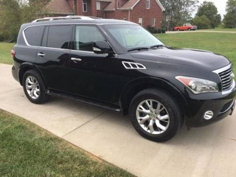 2012 Infiniti QX56 for sale in Albany, NY