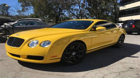 2007 Bentley Continental GT for sale in Albany, NY