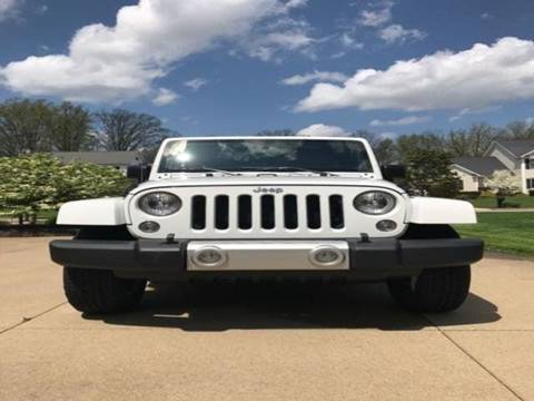 2015 Jeep Wrangler Unlimited for sale in Albany, NY