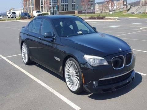 2012 BMW 7 Series for sale in Albany, NY