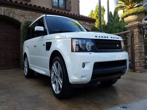2013 Land Rover Range Rover Sport for sale in Albany, NY