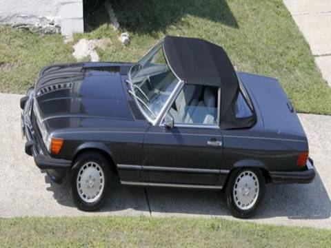 1989 Mercedes-Benz 560-Class for sale in Albany, NY
