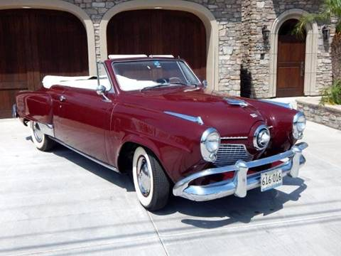 1951 Studebaker Commander for sale in Albany, NY
