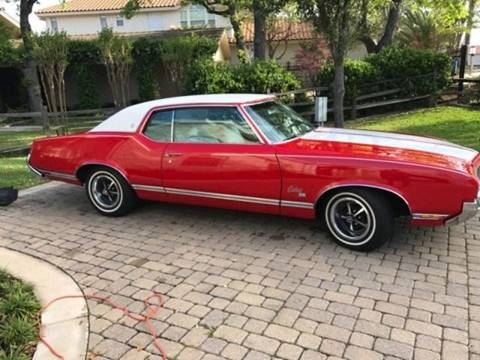 1970 Oldsmobile Cutlass for sale in Albany, NY