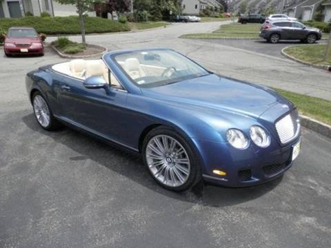 2010 Bentley Continental GTC Speed for sale in Albany, NY