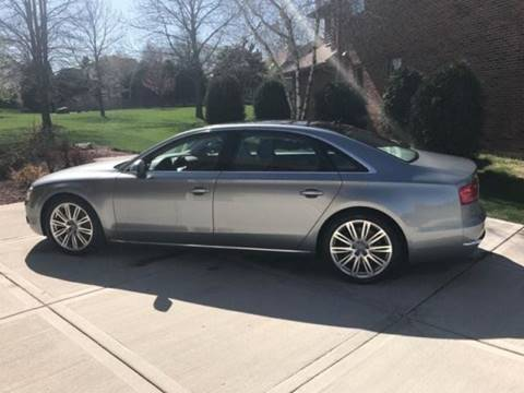 2012 Audi A8 L for sale in Albany, NY